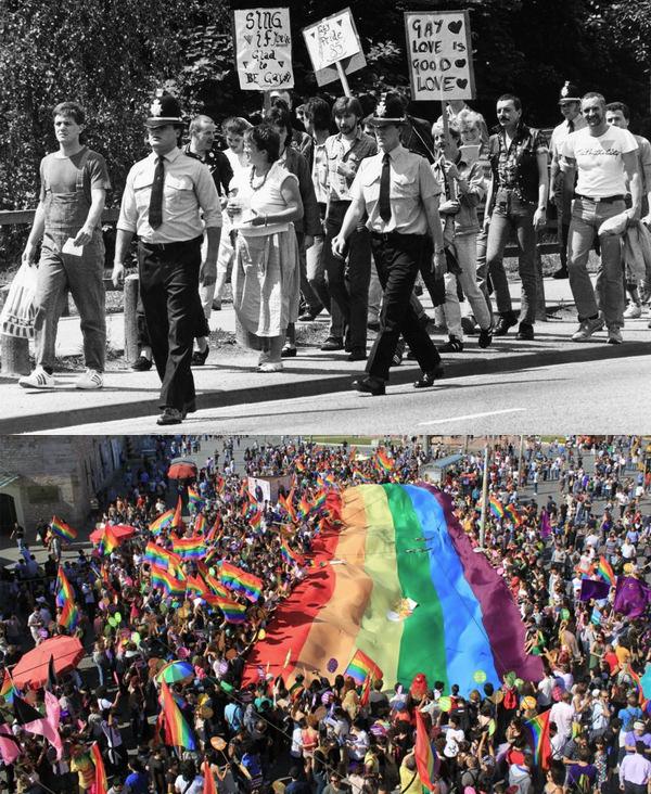 30 años de diferencia.