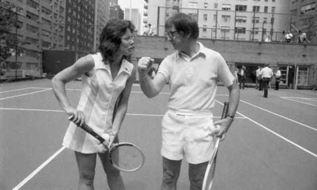 Lo sé, lo sé... a algunas la fusión tenista/lesbiana nos puede parecer redundante